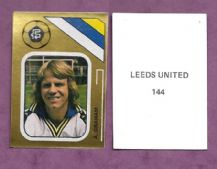 Leeds United Arthur Graham Scotland 144